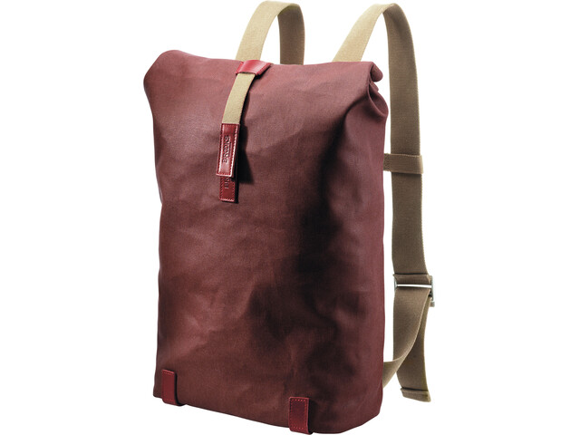 75dd4b79ca ▷ Brooks Pickwick Canvas Backpack 26l chianti/maroon online bei ...